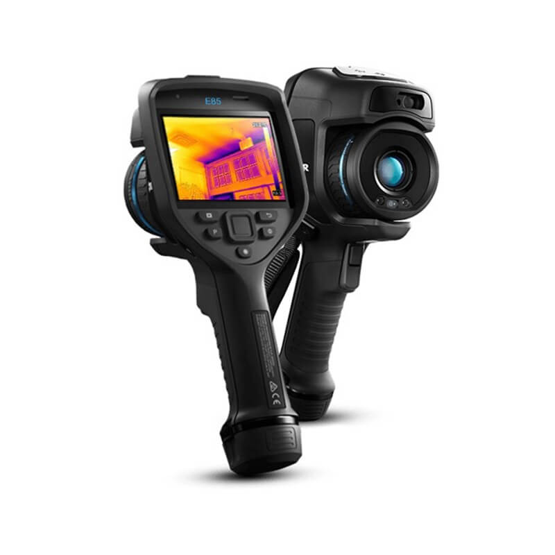 Flir E85-42 Thermal Imaging Camera with High-Resolution and Self-Calibrating Interchangeable 42 Degr