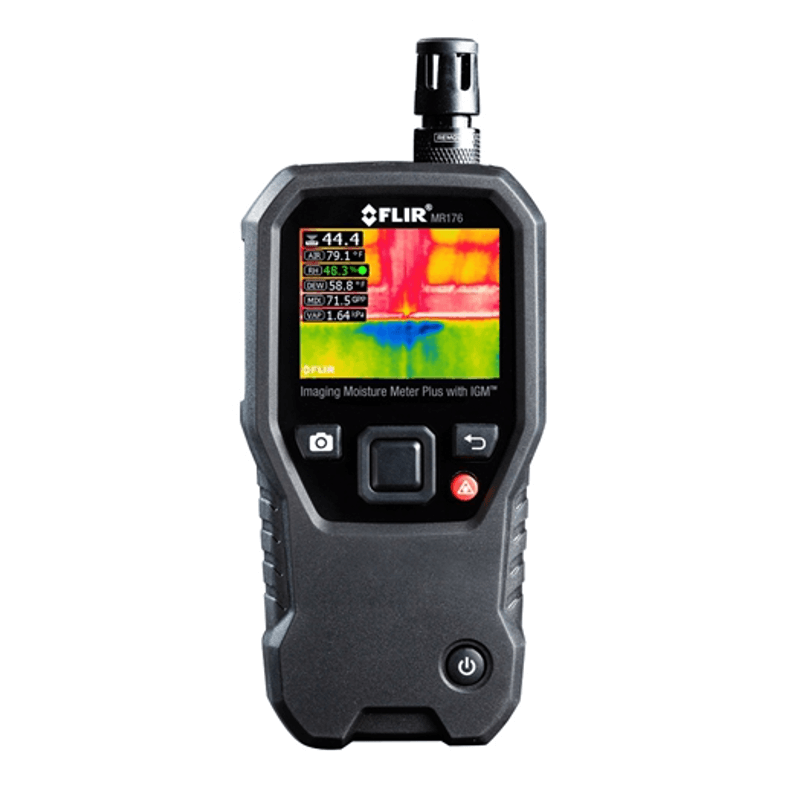 Flir MR176 Moisture Meter Plus Infrared Camera