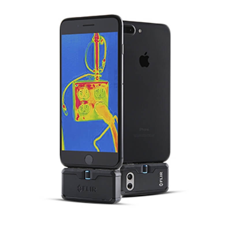 Flir One Pro Thermal Imaging Camera Attachment 435-0006-02 for iOS Phones