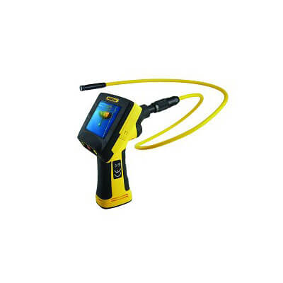 General Tools DCS600 SeaScope Waterproof Video Borescope Camera