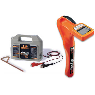 General Pipe Cleaners Gen-Eye GL-180 1-Watt Generator and Locator Kit