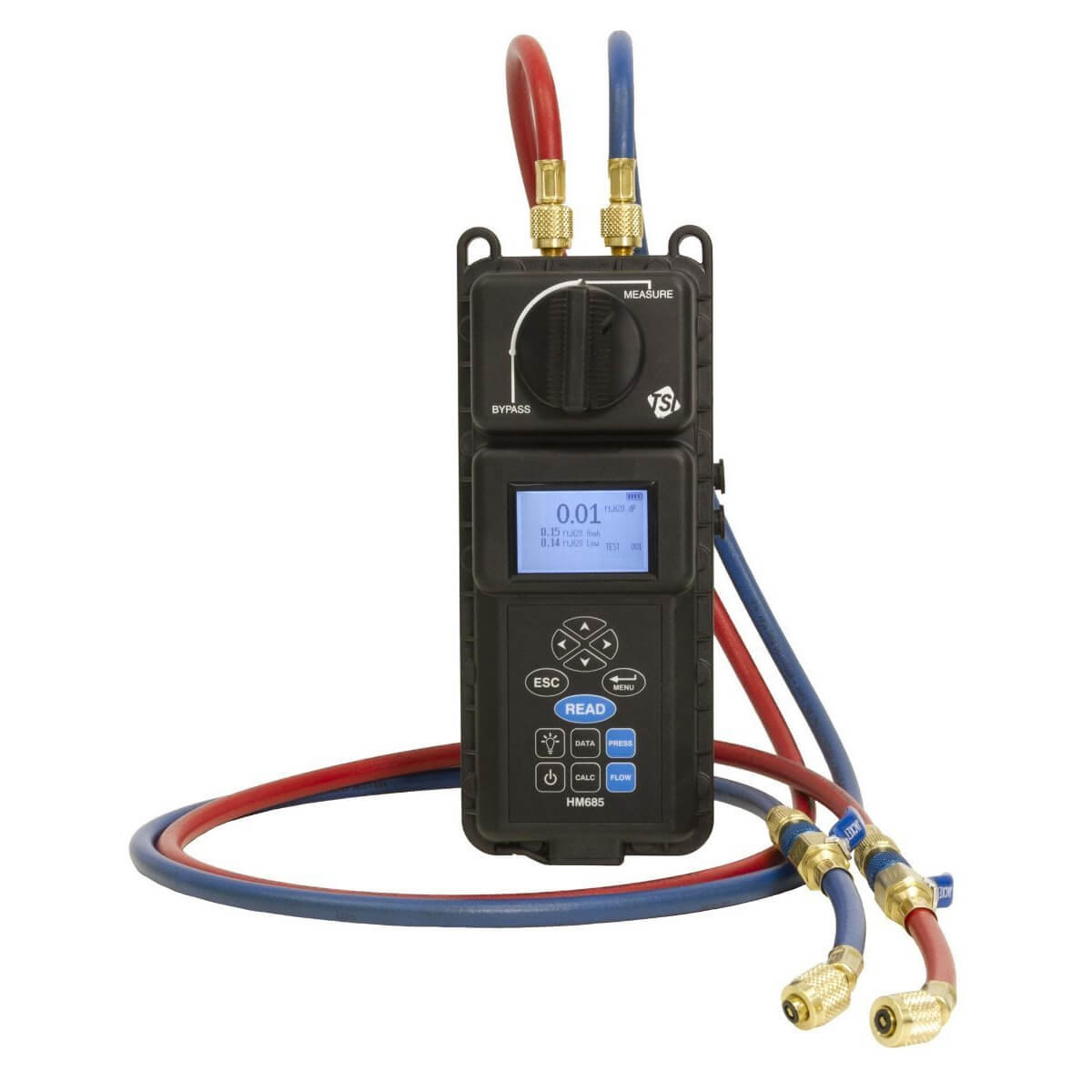 Alnor HM685 Digital Handheld Professional Hydronic Manometer
