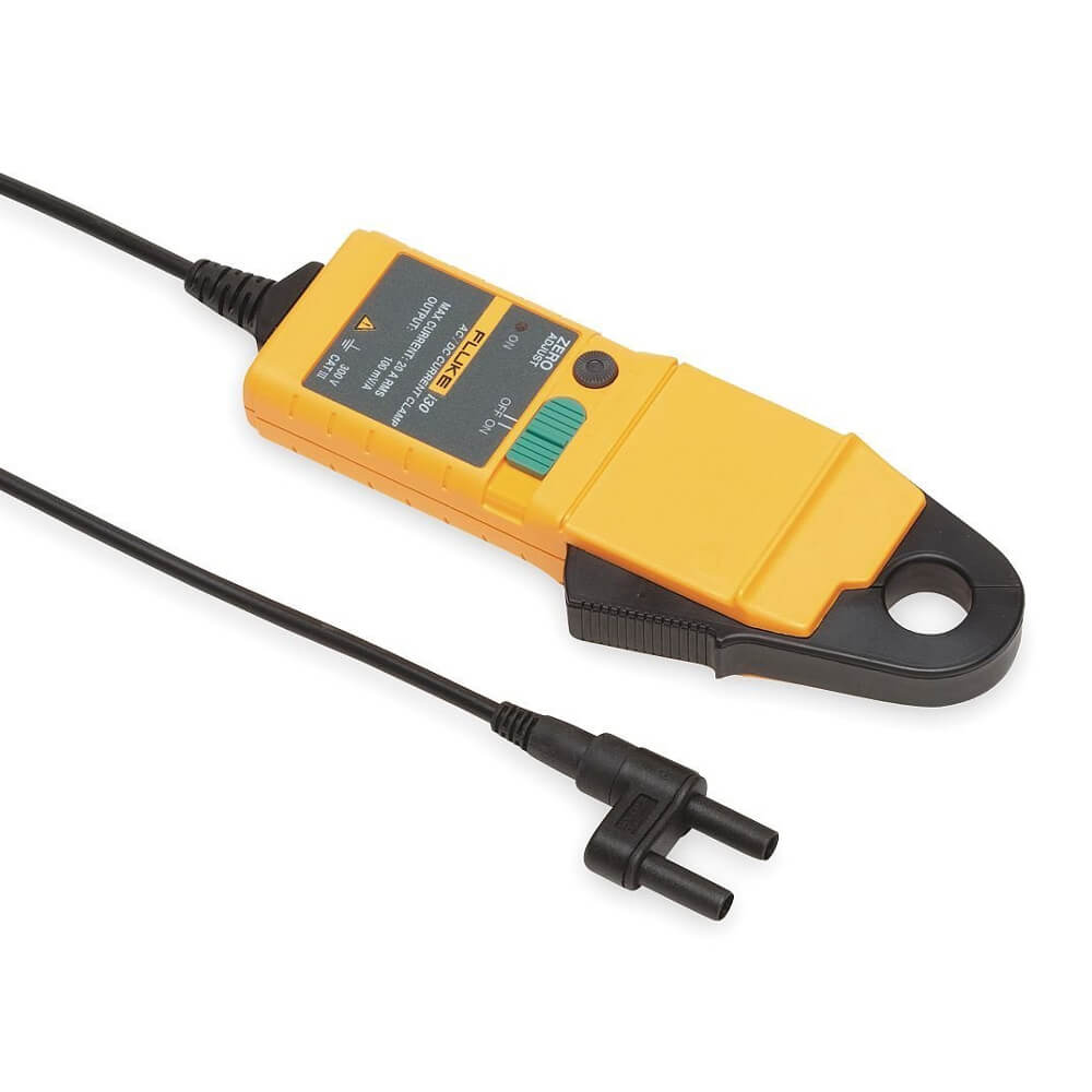 Fluke Amp Clamp : Fluke i ac dc current clamp accessory