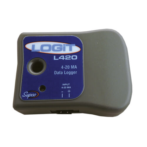4 20 Ma Data Logger : Supco l logit milliamp current loop data logger