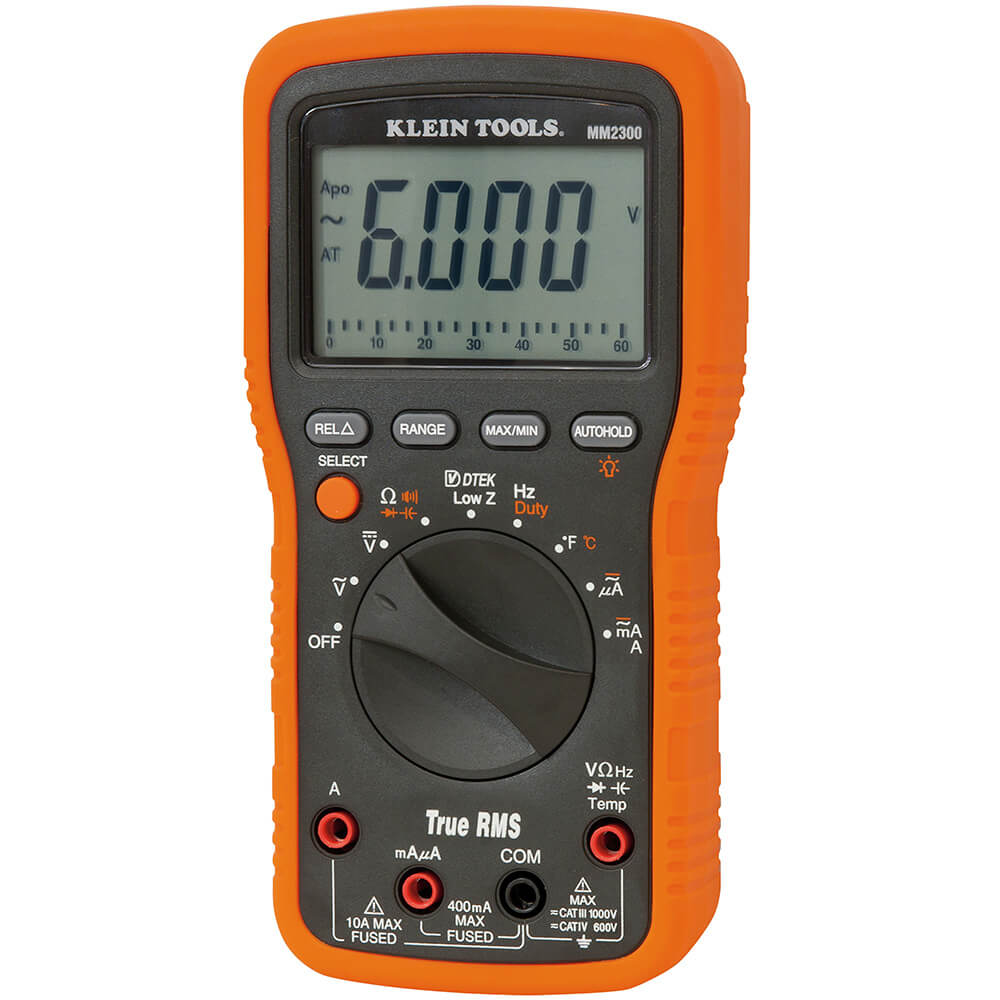 Klein Tools MM2300 (Discontinued - Replaced by Testo 760-2)