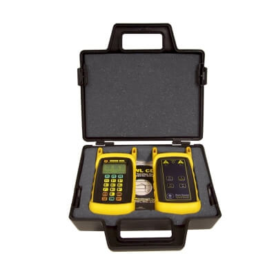 OWL IS-KIT-Q Fiber Optic Link Certification Set
