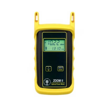 OWL ZO2 ZOOM 2 Fiber Optic Power Meter for MM Networks