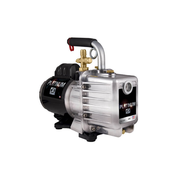 JB Industries DV-200N Vacuum Pump Platinum Series