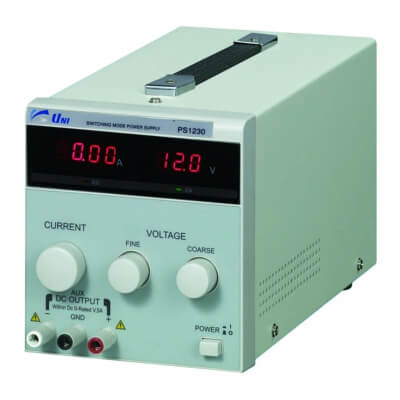 UniSource PS-1230 Single Output Switching Power Supply