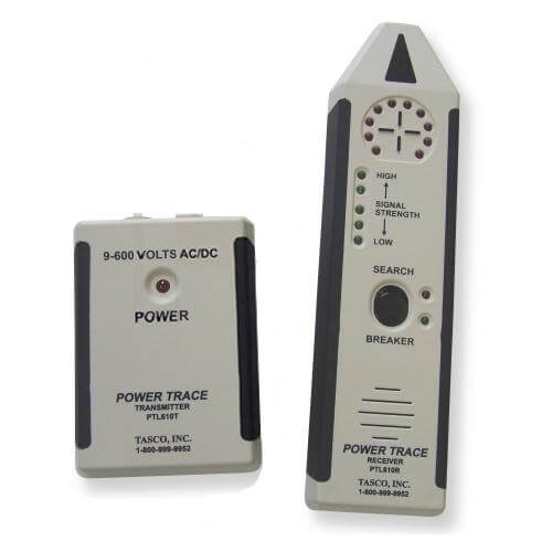 Tasco PTL610 Power Trace Specialized Breaker Tracer