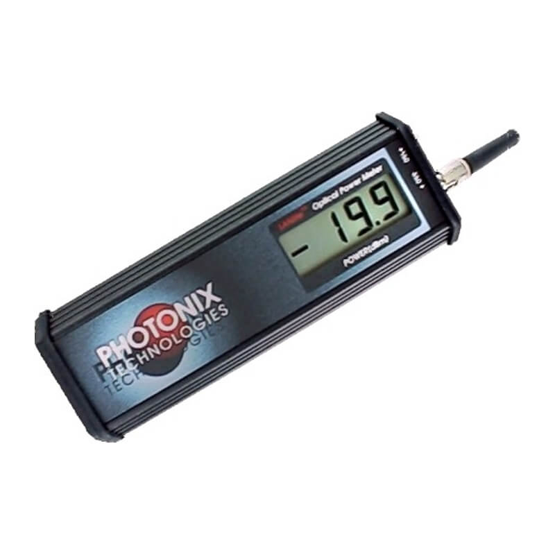 Photonix PX-B100 LANlite Optical Power Meter for MM Networks
