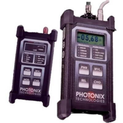Photonix PX-D404 Datalogging Power Meter with 1550 Light Source