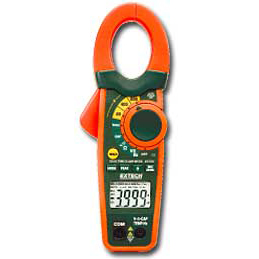 Extech EX730 800A TRMS Digital Clamp Multimeter
