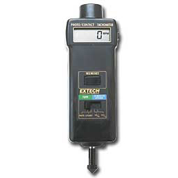 Extech 461895 Contact and Photo Tachometer Combo Meter