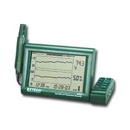 Extech RH520A Datalogging Thermometer Hygrometer