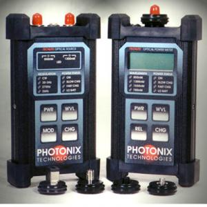 Photonix PX-D102 Optical Power Meter and LED Light Source Set