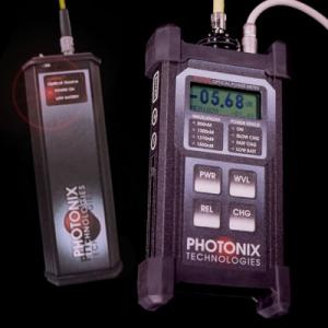 Photonix PX-D733 Datalogging Optical Meter with 1310 nm Source Set