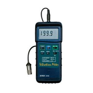 Extech 407860 Heavy Duty Handheld Digital Vibration Meter