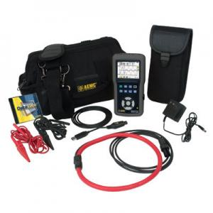 AEMC 8230 193-36-BK Precision Power Quality Analyzer Kit