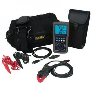 AEMC 8220 MN93-BK Precision Power Quality Analyzer Kit
