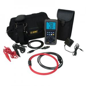 AEMC 8220 193-24-BK Precision Power Quality Analyzer Kit