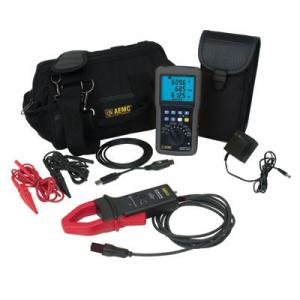 AEMC 8220 MR193-BK Precision Power Quality Analyzer Kit