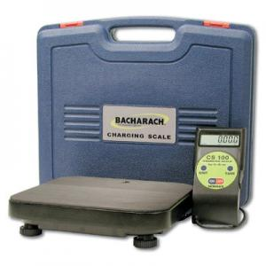 Bacharach 2010-0000 CS100 Digital HVAC Refrigeration Charging Scale