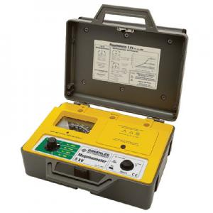 Greenlee 5990 Analog Megohmmeter with 5kV Range