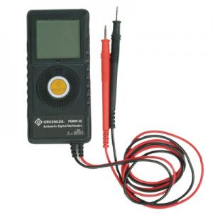 Greenlee PDMM-20 Pocket Size Digital Multimeter