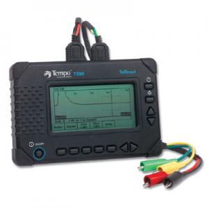 Tempo TV90 CableScout TDR Based Cable Fault Tester
