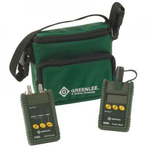Greenlee 5670-ST MM Fiber Cable Tester with ST Connector
