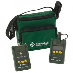 Greenlee 5680-SC SM Fiber Cable Tester with SC Connector