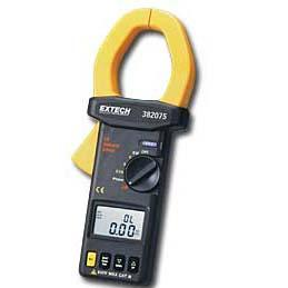 Extech 382075-NIST Clamp-on 2000A TRMS 3-Phase Power Analyzer