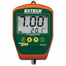 Extech PH220-C Digital Handheld pH Meter with Cabled Electrode