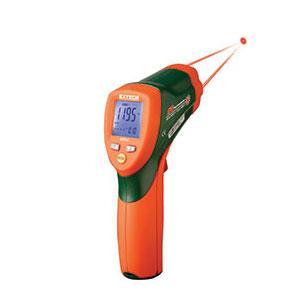 Extech 42512 IR Thermometer with Dual Laser Targeting