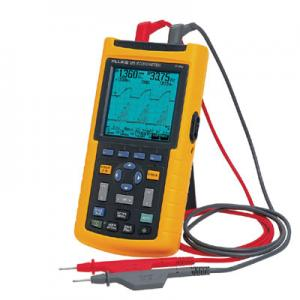 Fluke 123/S Industrial ScopeMeter 20MHz Software Kit