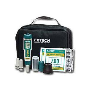 Extech EX900 Exstik Digital Handheld Chlorine Meter 4 in 1 Kit