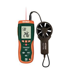 Extech HD300 CFM Thermo Anemometer with Infrared Thermometer