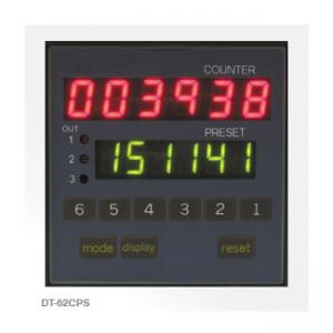 Shimpo Instruments DT62CPS Panel Mount Tachometer