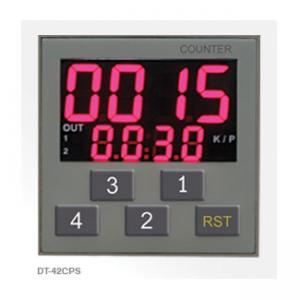Shimpo Instruments DT-42CPS Panel Mount Tachometer
