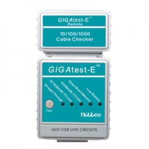 Hobbes E-650-R GIGAtest-E Network Cable Verifier