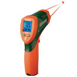 Extech 42509-NIST IR Thermometer with Dual Laser Targeting