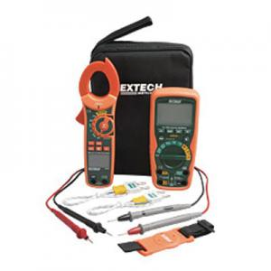 Extech MA620-K Industrial Test Kit with DMM and Clamp Meter
