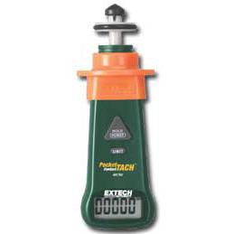 Extech 461750-NIST PocketTach Miniature Contact Tachometer