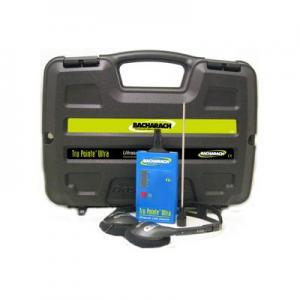 Bacharach Tru Pointe Ultra Kit Ultrasonic Leak Detector 0028-8001