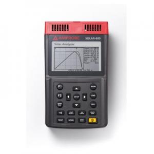 Amprobe SOLAR-600 Solar Panel Tester and Analyzer