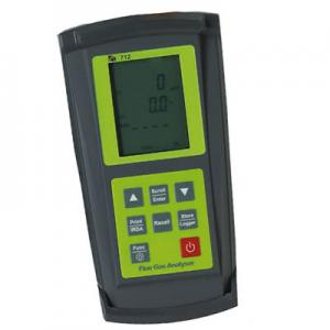 TPI 712 Flue Gas Combustion Analyzer
