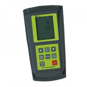TPI 714 Flue Gas Combustion Analyzer