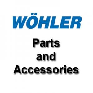 Wohler 9652 J Probe for A 500 Combustion Emissions Analyzer