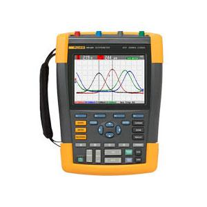 Fluke 190-062 Color ScopeMeter 60 MHz 2 Channels